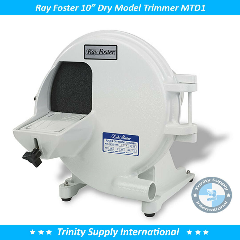 ray foster model trimmer manual