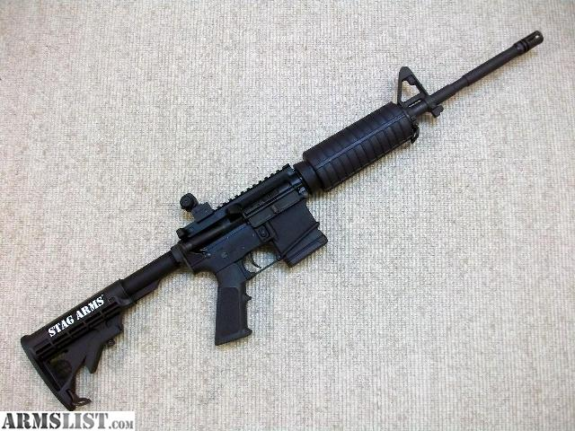 stag arms model 15 manual