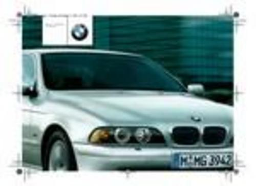 bmw e39 owners manual download