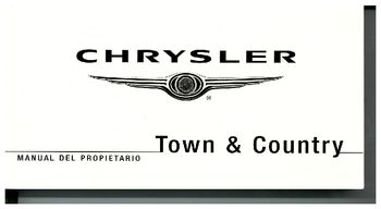 2010 chrysler town and country manual pdf