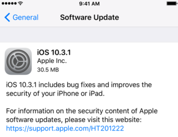download ios 10 update manually